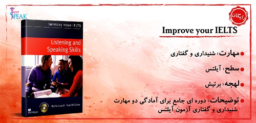 Improve youre IELTS listening and speaking skills